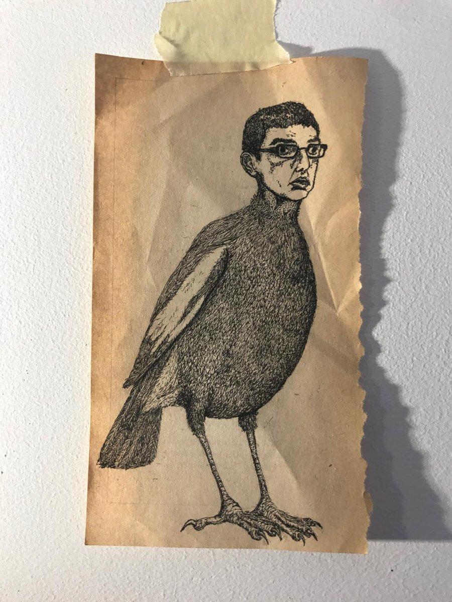 A little Bird Told me #2
