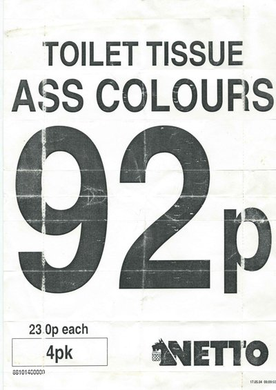 Ass Colours